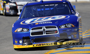 Keselowski Finishes 12th at Sonoma Road Course