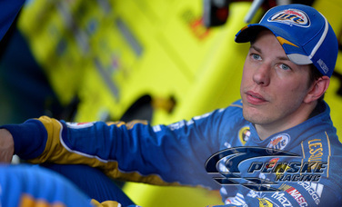 Keselowski Qualifies 13th at Talladega Superspeedway