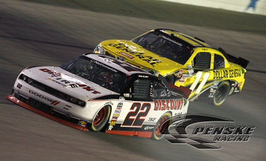 Blaney Scores Career-Best Nationwide Series Finish