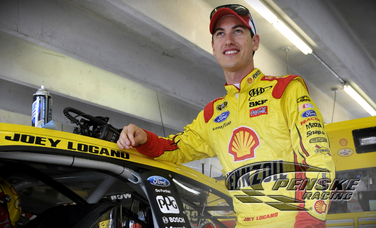 Logano Will Start 11th at Atlanta on Sunday Night