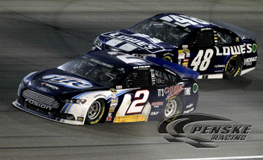 Keselowski Finishes 7th in Geico 400 at Chicagoland