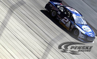 Keselowski Suffers Rear End Damage and Finishes 37th