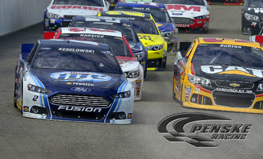 Penske Racing Brickyard 400 Race Preview