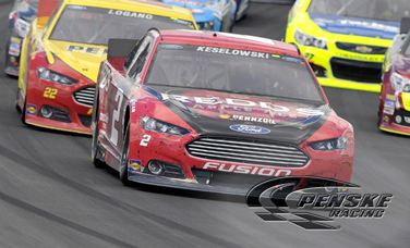 Penske Racing CHEEZ-IT 355 Race Preview