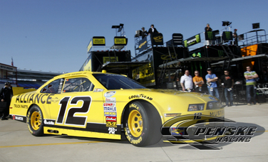 Hornish Qualifies Fourth at Texas Motor Speedway