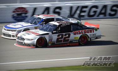 Ryan Blaney Earns Runner-Up Result In Boyd Gaming 300