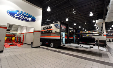 Taking Care of the Home of Team Penske