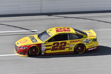 Team Penske NASCAR Sprint Cup Series Qualifying Report - Talladega