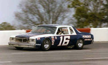 Team Penske News Time Capsule Tuesday Rusty Wallace In The 80s