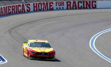 NASCAR Cup Series Practice and Qualifying Report - ROVAL