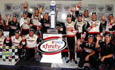 Xfinity Series Race Report - Iowa