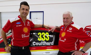 New Number for Coulthard in Townsville