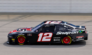 Team Penske NASCAR Xfinity Series Race Report - Chicagoland