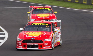 Top five finish for Shell Mustangs in New Zealand