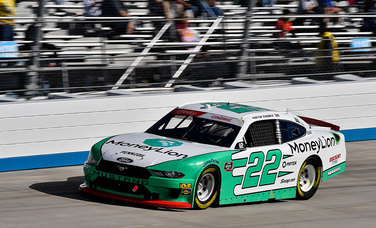 Team Penske NASCAR Xfinity Series Race Report - Dover