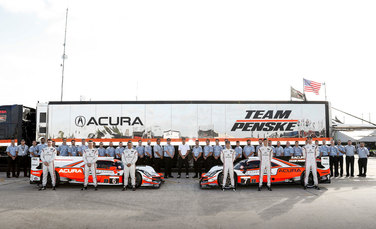 Team Penske's Roots Trace Back to Sports Car Success