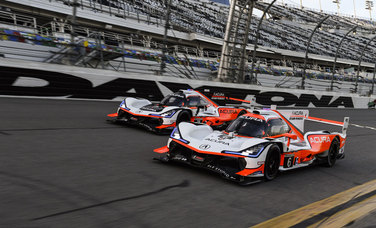 IMSA Practice/Qualifying Report - Rolex 24 at Daytona