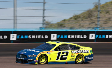 NASCAR Cup Series Qualifying Report - Phoenix