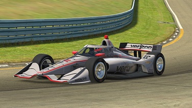 Team Penske INDYCAR iRacing Race Report - WGI