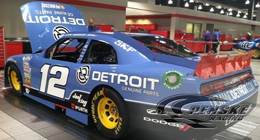 No. 12 Detroit Genuine Parts Dodge Iowa Preview