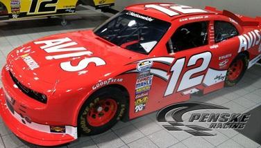 Team Penske | News | No. 12 AVIS Dodge Challenger Preview ...