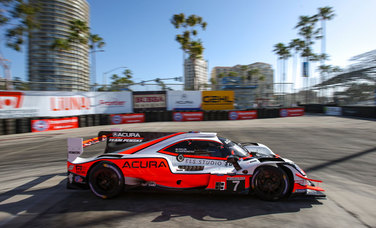 Qualifying Report - Grand Prix at Long Beach