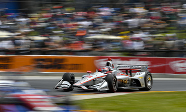 Team Penske IndyCar Series Race Report - Road America