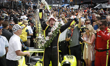 Team Penske IndyCar Series Race Report - Indianapolis 500