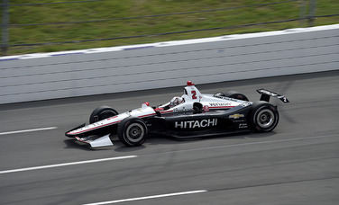 Team Penske IndyCar Series Practice and Qualifying Report - Pocono