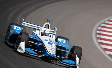 Team Penske IndyCar Series Race Report - Gateway
