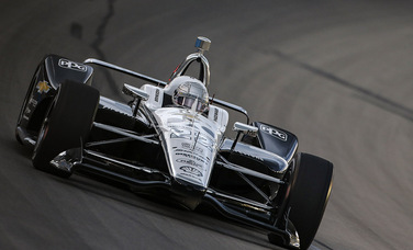 Team Penske IndyCar Series Qualifying Report - DXC Technology 600