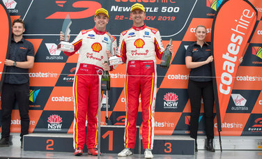 Newcastle 500: Qualifying, Top 10 Shootout And Race 31