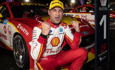 Coulthard Makes It Two In A Row
