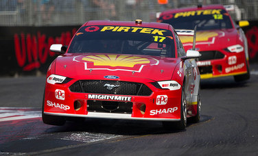 McLaughlin and Mustang win in Adelaide