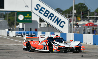 Qualifying Report - Sebring International Raceway