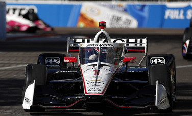 Team Penske NTT INDYCAR SERIES Race Report - St. Petersburg