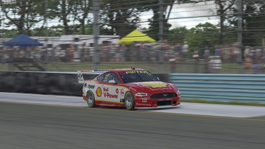 SuperCars eSeries Race Report - Round 4