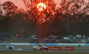 Top 10 Finishes For McLaughlin and Coulthard at Ipswich