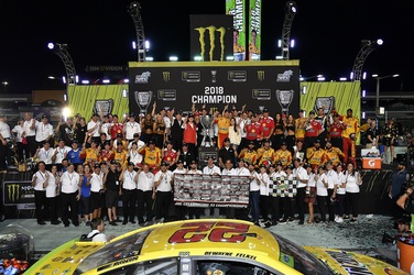 Monster Energy NASCAR Cup Series Race Report -Homestead