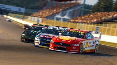 SuperCars eSeries Race Report - Round 5