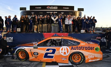AUTOTRADER SIGNS MULTI-YEAR EXTENSION WITH TEAM PENSKE