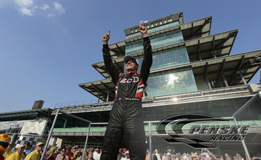 Briscoe Wins Pole for the 96th Indianapolis 500