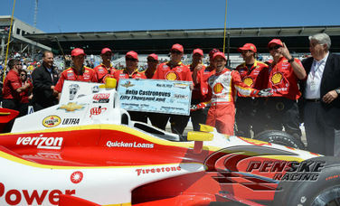 Team Penske Earns 14th Pit Stop Competition Victory