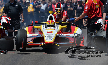 Team Penske Preview for the 97th Indianapolis 500