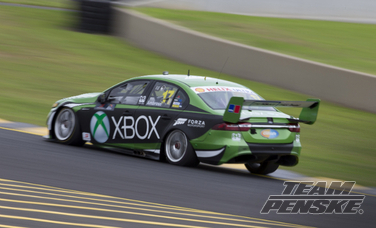 First Test For DJR Team Penske Delivers Solid Progress