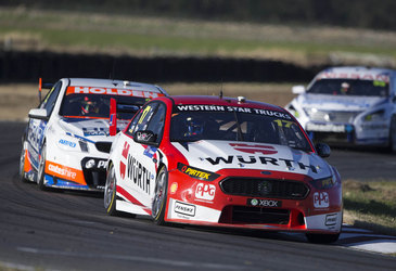 Top-20 Finishes For Scott Pye In Return To V8 Supercars