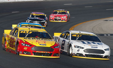 NASCAR Sprint Cup Series Race Report