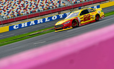 NASCAR Sprint Cup Series Qualifying Report