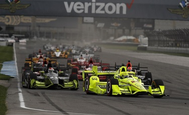 Team Penske and Menards Announce Partnership Extension