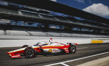 Team Penske NTT INDYCAR SERIES Qualifying Report - Indianapolis